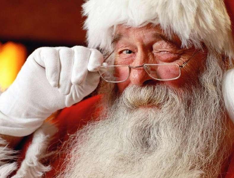 Animation Père-Noël à la Ribambelle pour vos enfants