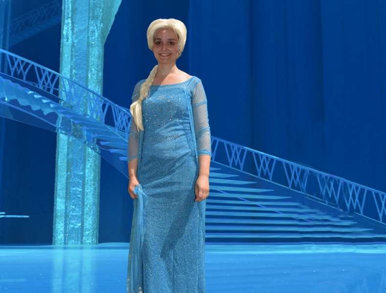 Animation La Reine des neiges à la Ribambelle pour vos enfants