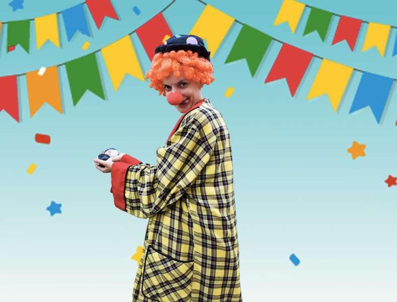 Animation Kermesse à la Ribambelle pour vos enfants