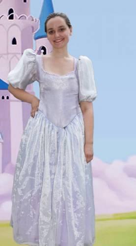 Animation enfant anniversaire Princesse Ribambelle