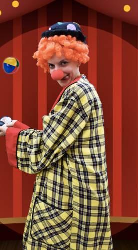 Animation enfant anniversaire Cirque Ribambelle
