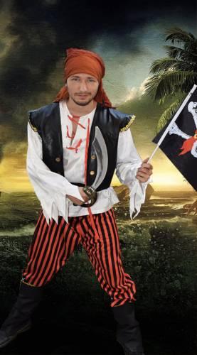 Animation enfant anniversaire Pirate Ribambelle