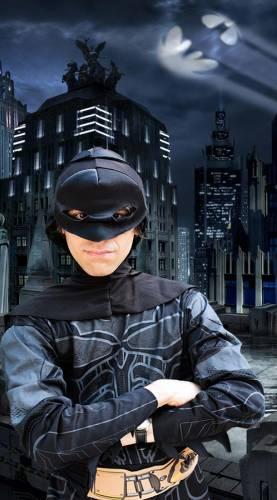 Animation enfant anniversaire Batman Ribambelle