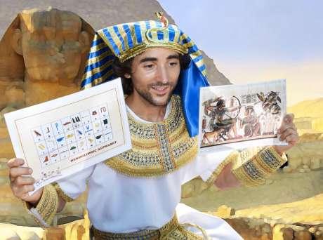 Pharaon Prince d'Egypte