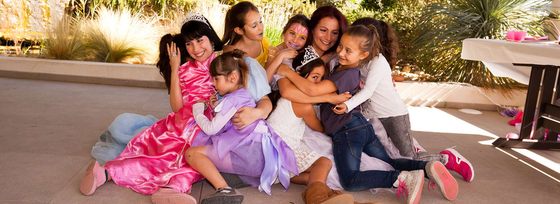 Organisation Anniversaire Enfant Theme Princesse Disney Fee A La