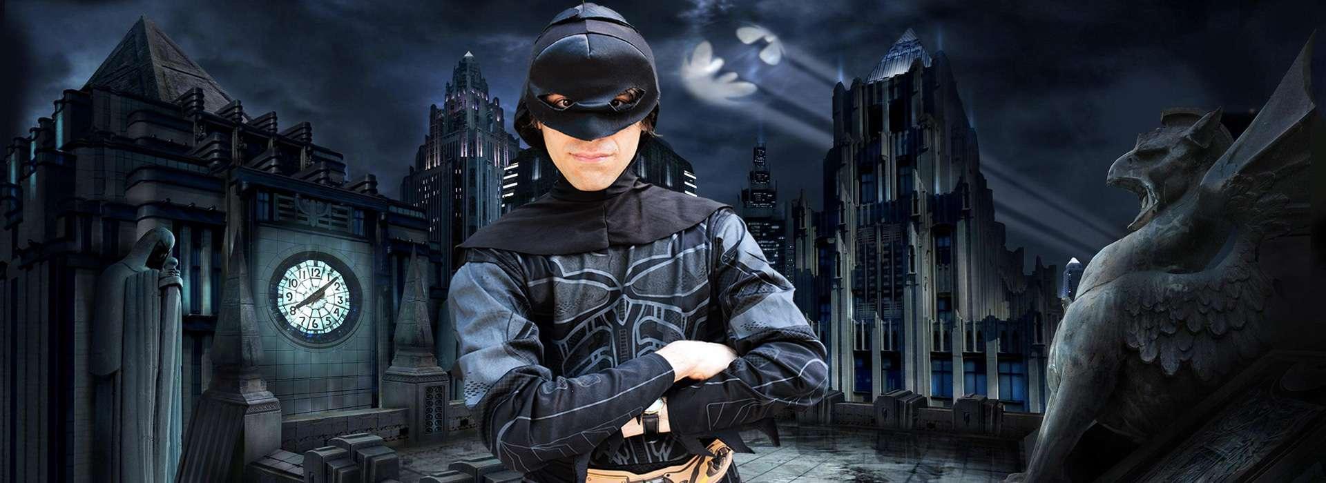 Slider d'images de l'animation Batman