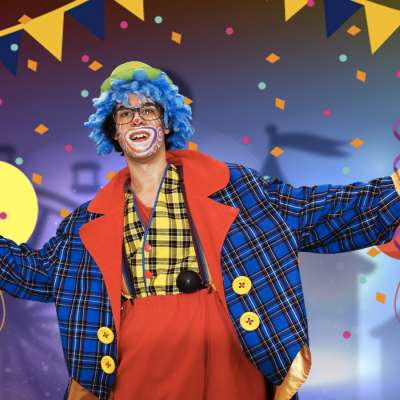 Clown, animation parmis les plus populaires