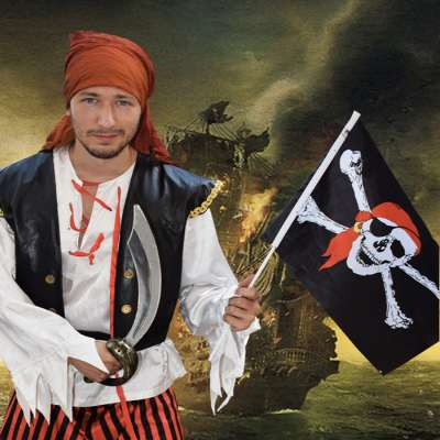 Pirate, animation parmis les plus populaires