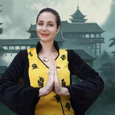 La petite chinoise : animation pour vos enfants à la Ribambelle