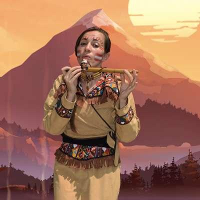 Far-West : animation pour vos enfants à la Ribambelle