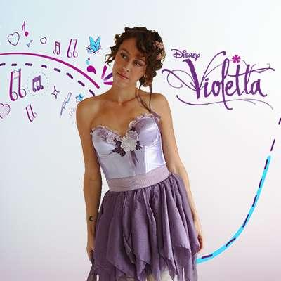 Violetta : animation pour vos enfants à la Ribambelle