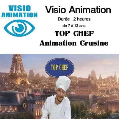 La Crusine en visio animation : animation pour vos enfants à la Ribambelle